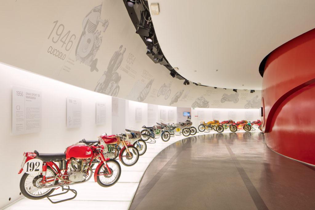 Ducati muzej