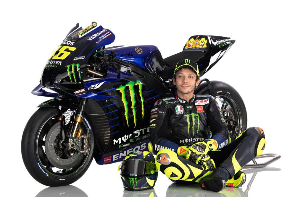 Valentino Rosi - simbol MotoGP-a