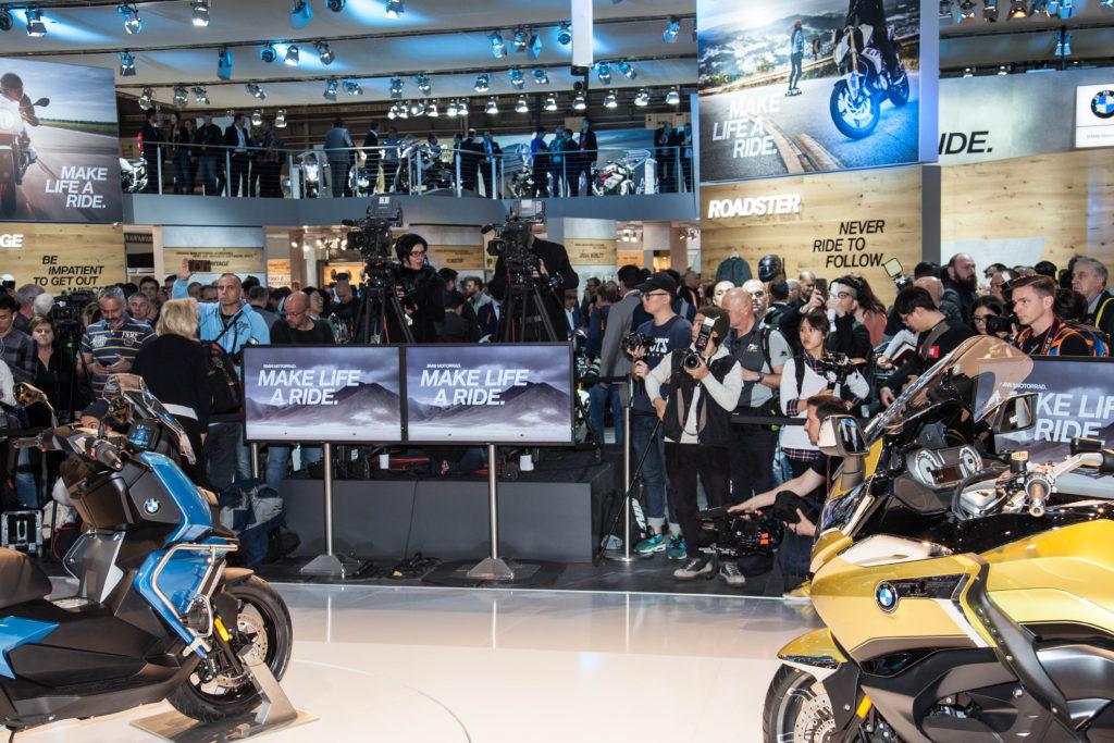 Moto vesti iz protekle nedelje BMW
