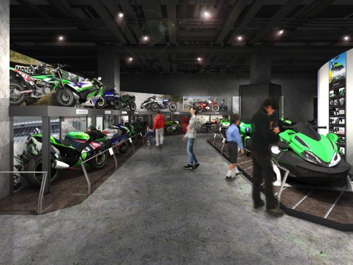 Kawasaki virtuelni muzej