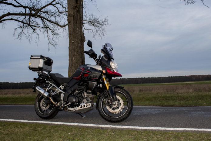 Suzuki V-Strom 1000 iskustva