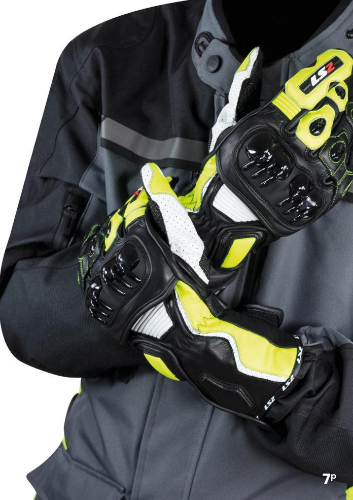 LS2 rukavice