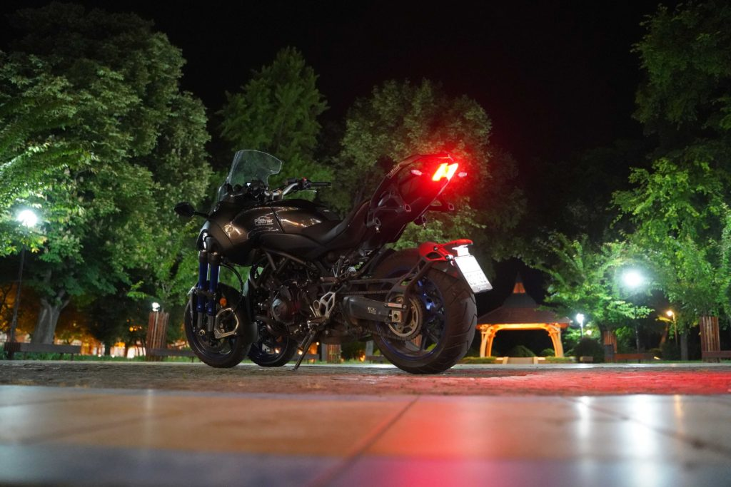 Test Yamaha Niken