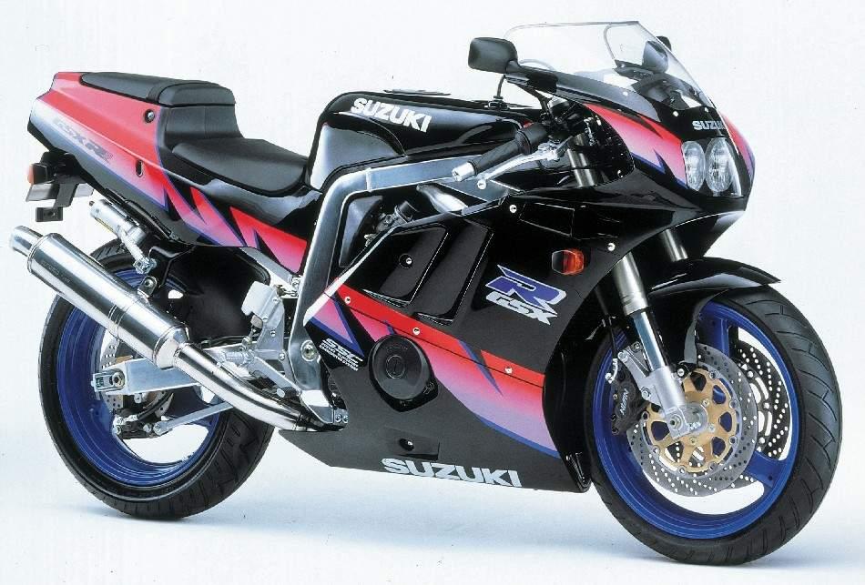 Suzuki GSX-R (400)