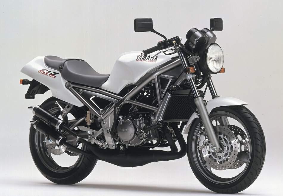 """Yamaha R1-Z """"Gray import"""" motocikli"""