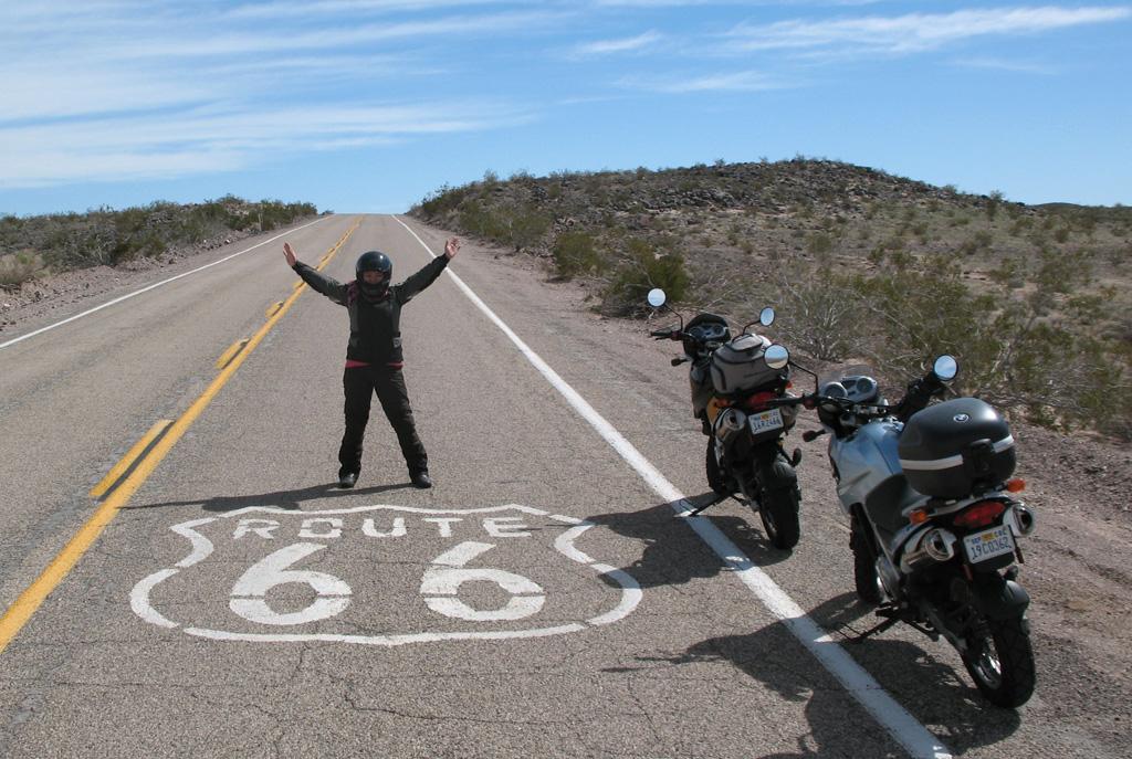 Komadić legende (Ruta 66)