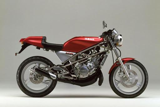 "Yamaha SDR200 ""Gray import"" motocikli"
