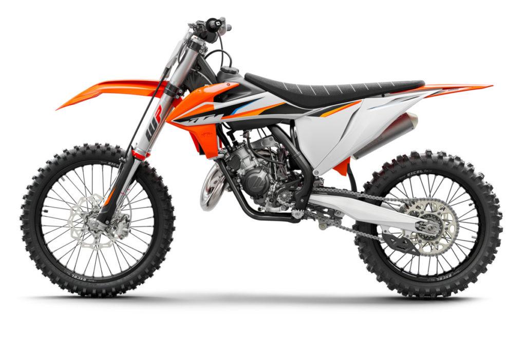 KTM prestavio moto kros modele za 2021. godinu KTM 125 SX