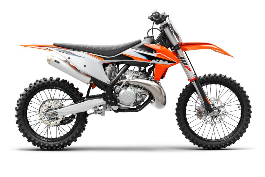 KTM prestavio moto kros modele za 2021. godinu KTM 250 SX