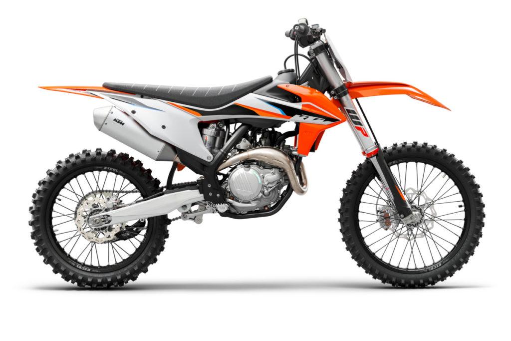 KTM prestavio moto kros modele za 2021. godinu KTM 450 SX-F