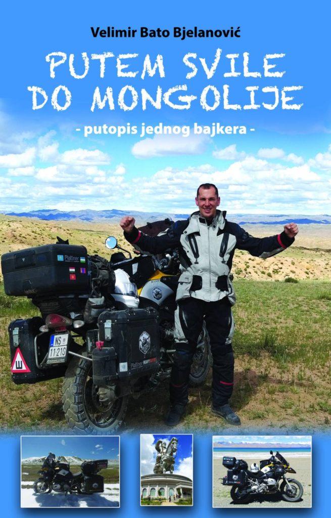 Putem svile do Mongolije – Velimir Bato Bjelanović