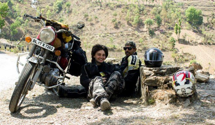 New Delhi - Mukhtinath 5600km u 9 dana