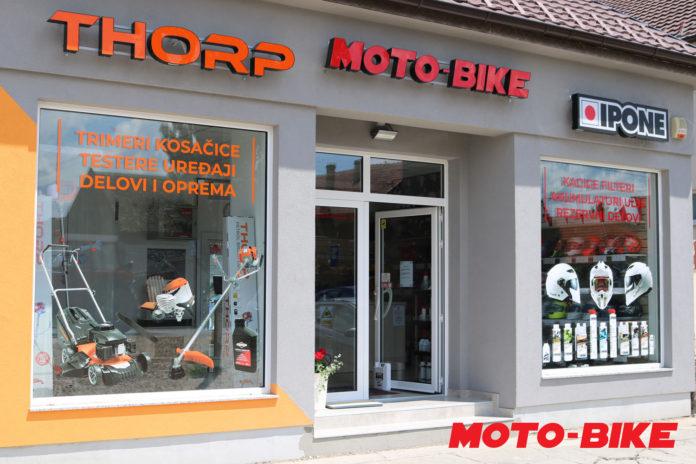 Moto Bike u Kaću otvorio novi izložbeno – prodajni salon