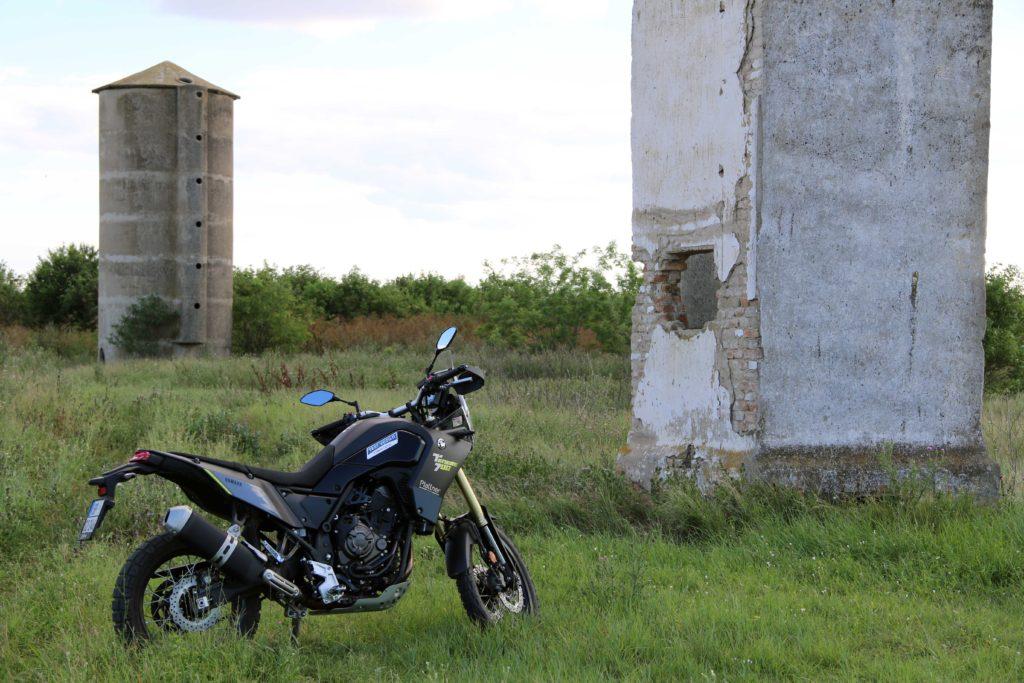 Yamaha Tenere 700 test