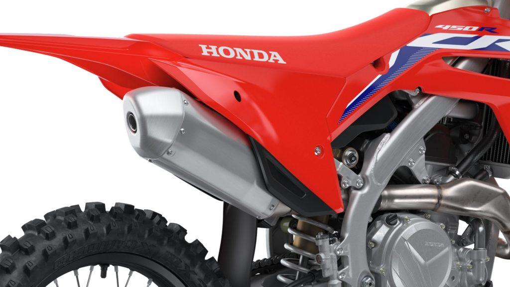 Honda CRF450R za 2021