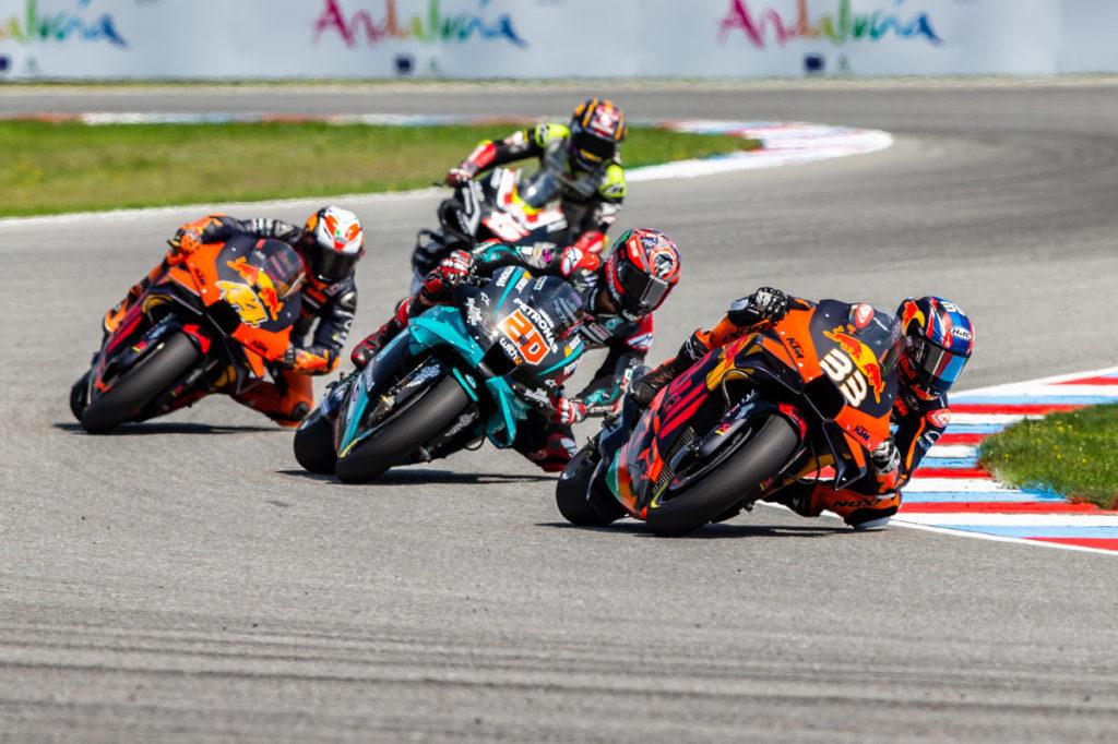 MotoGP Austrija 2020