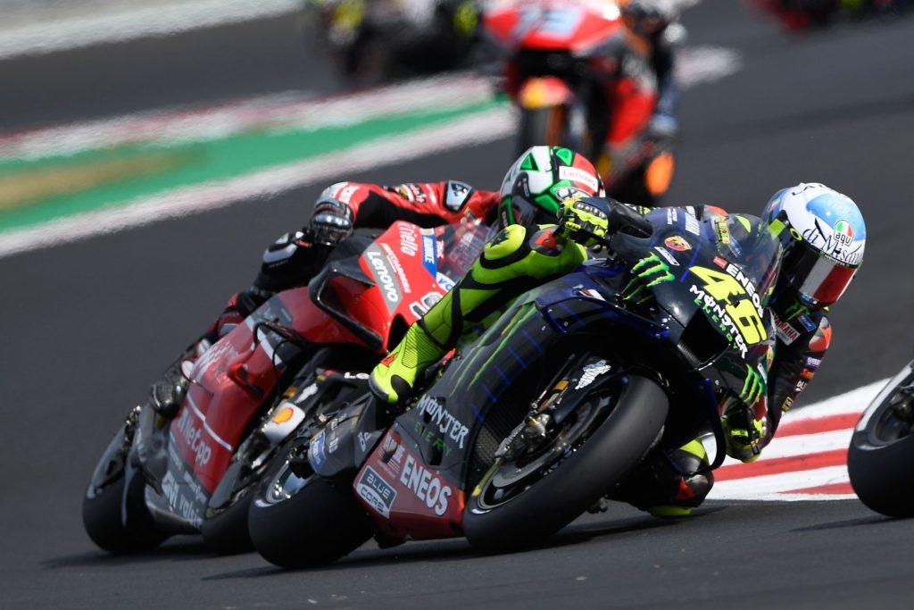 MotoGP Katalunja 2020