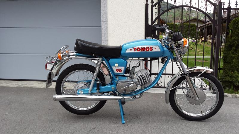 Tomos Elektronik 90