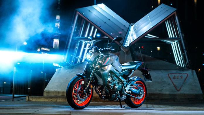 Yamaha MT09 za 2021. godinu