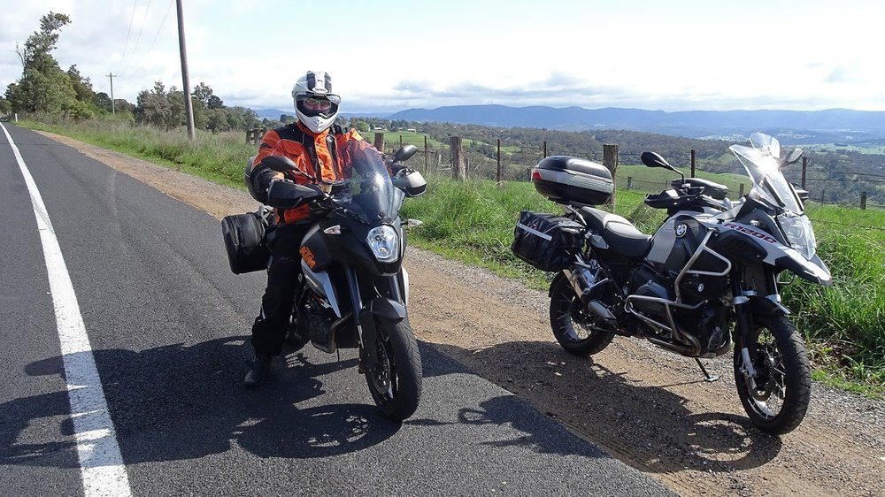 Epic ride: Great Southern Land