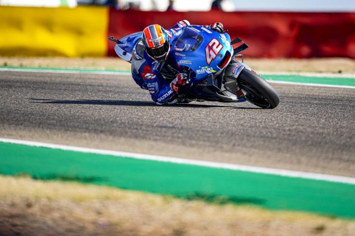 MotoGP Aragon 1
