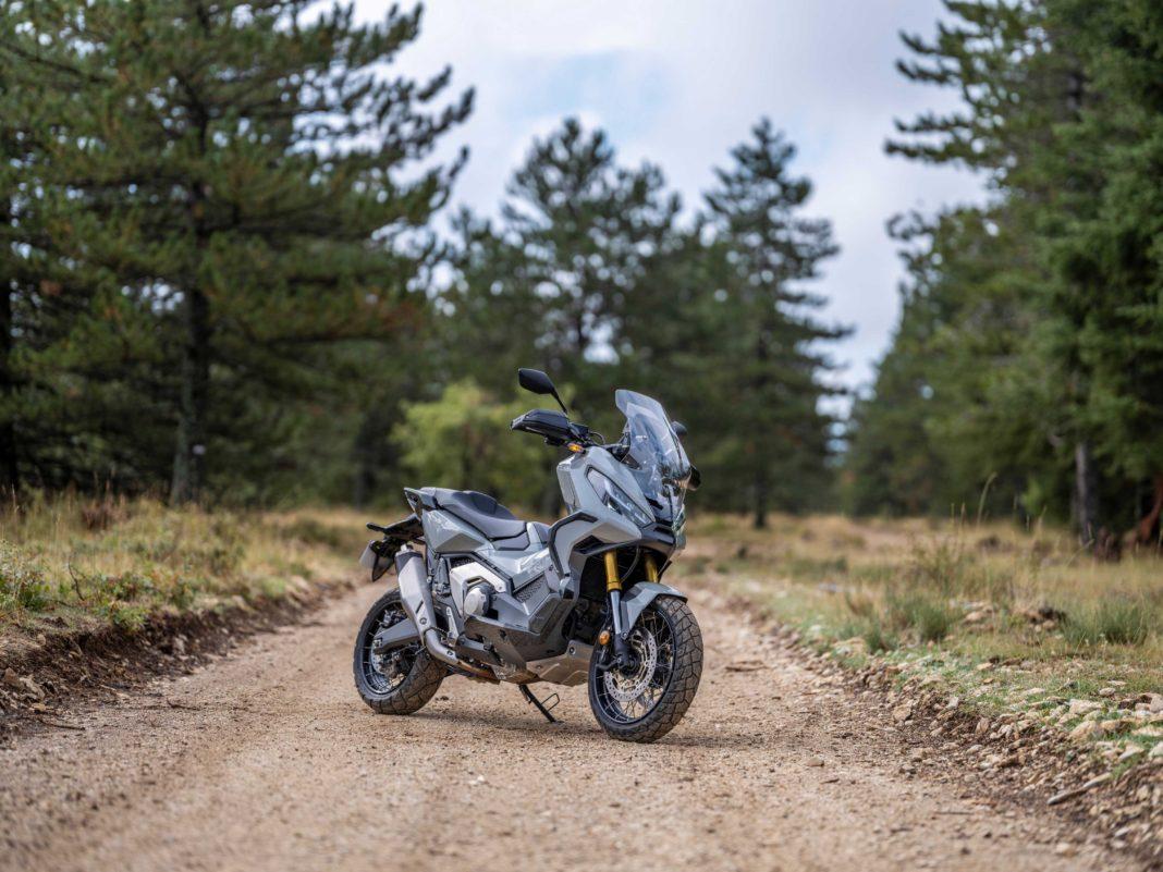 Honda X Adventure 2021