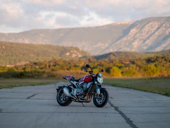 Honda CB1000 za 2021.