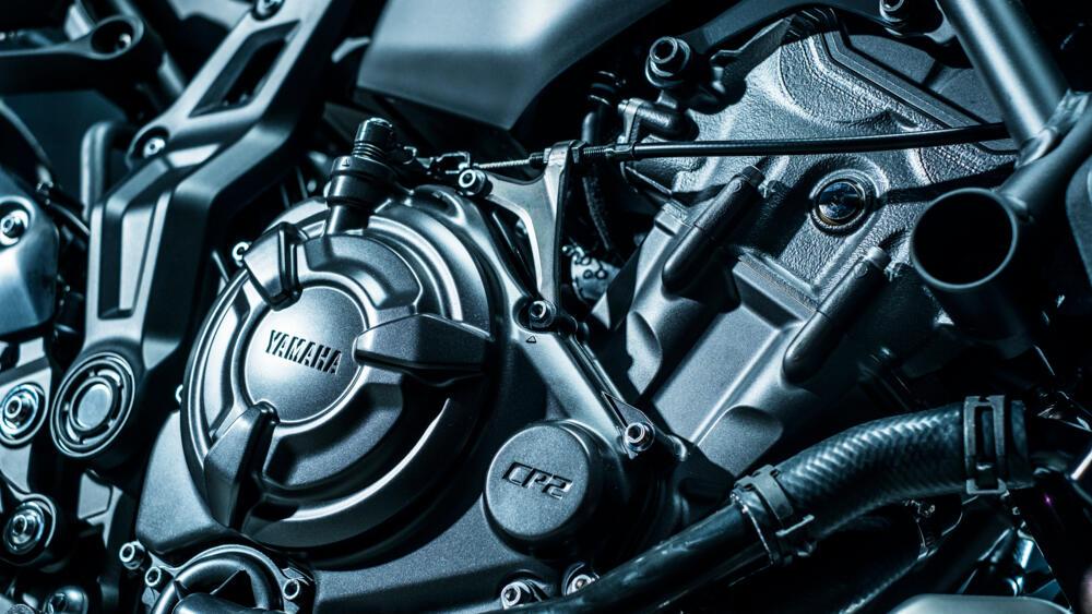 Yamaha MT-07 za 2021.