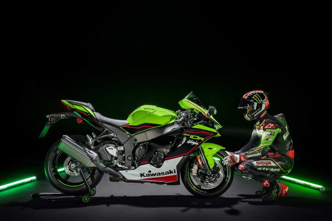 Kawasaki ZX10R i ZX10RR za 2021