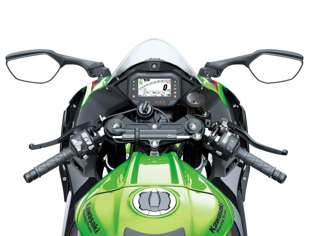 Kawasaki ZX10R i ZX10RR za 2021.