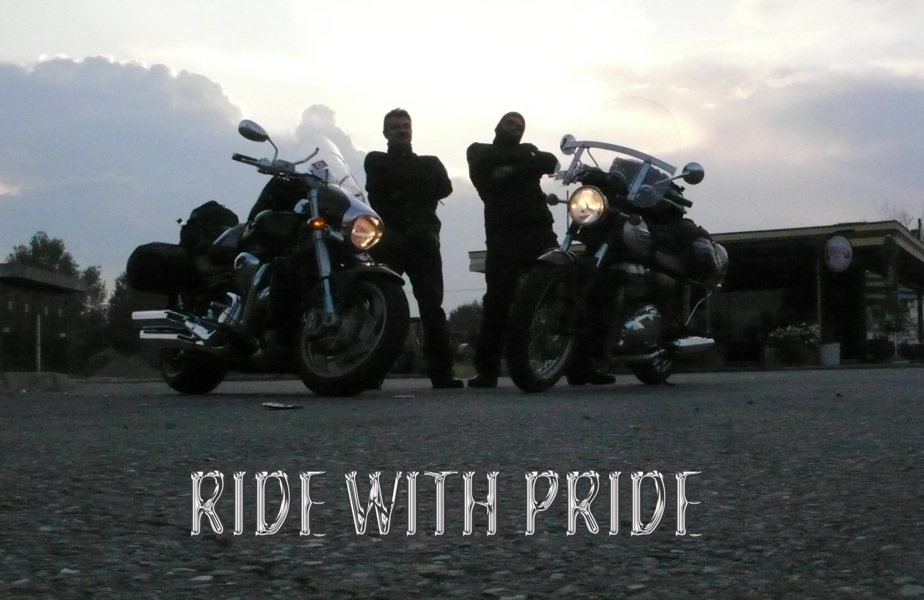 Putopis: Ride with pride