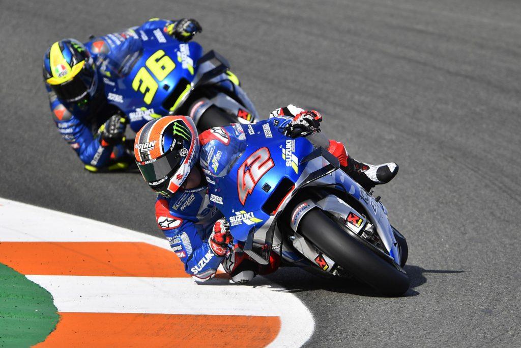 MotoGP Valensija 2