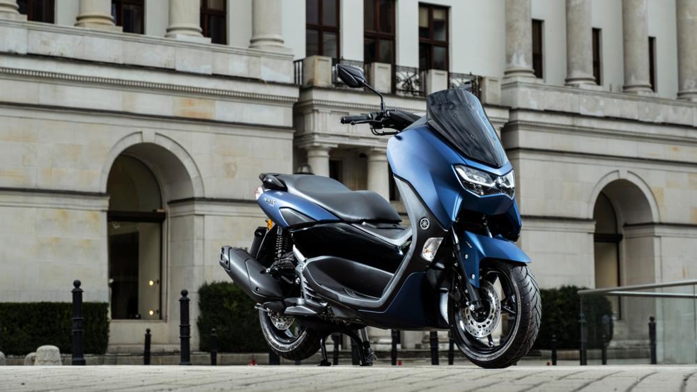 Yamaha NMAX 125 i NMAX 155