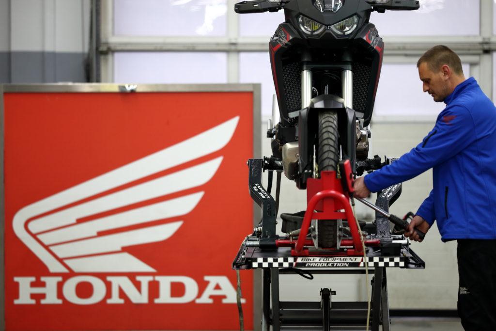 Honda Delta