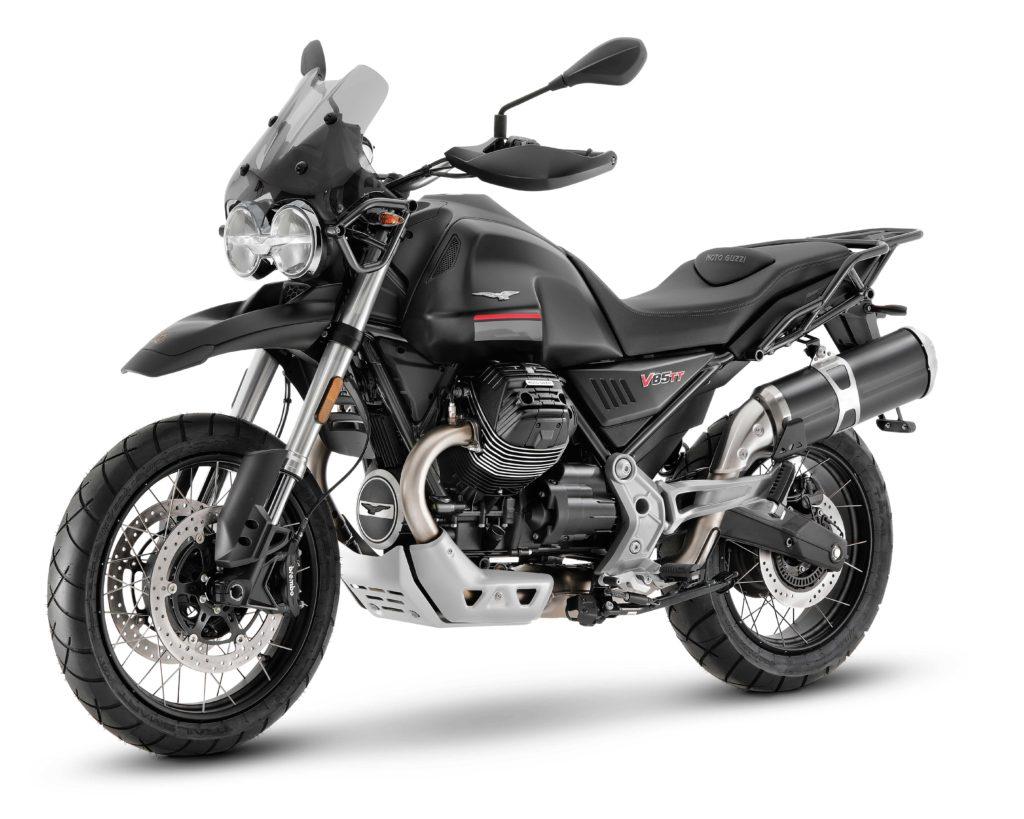 Moto Guzzi V85TT za 2021.