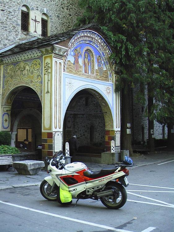 Obilazak Bugarske - Septembar 2020