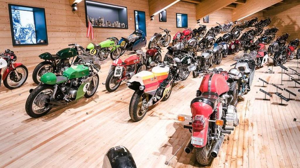 Top Mountain Motorcycle muzej