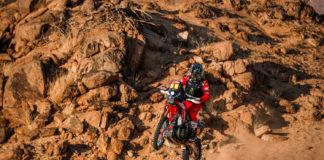 Dakar 2021 druga etapa