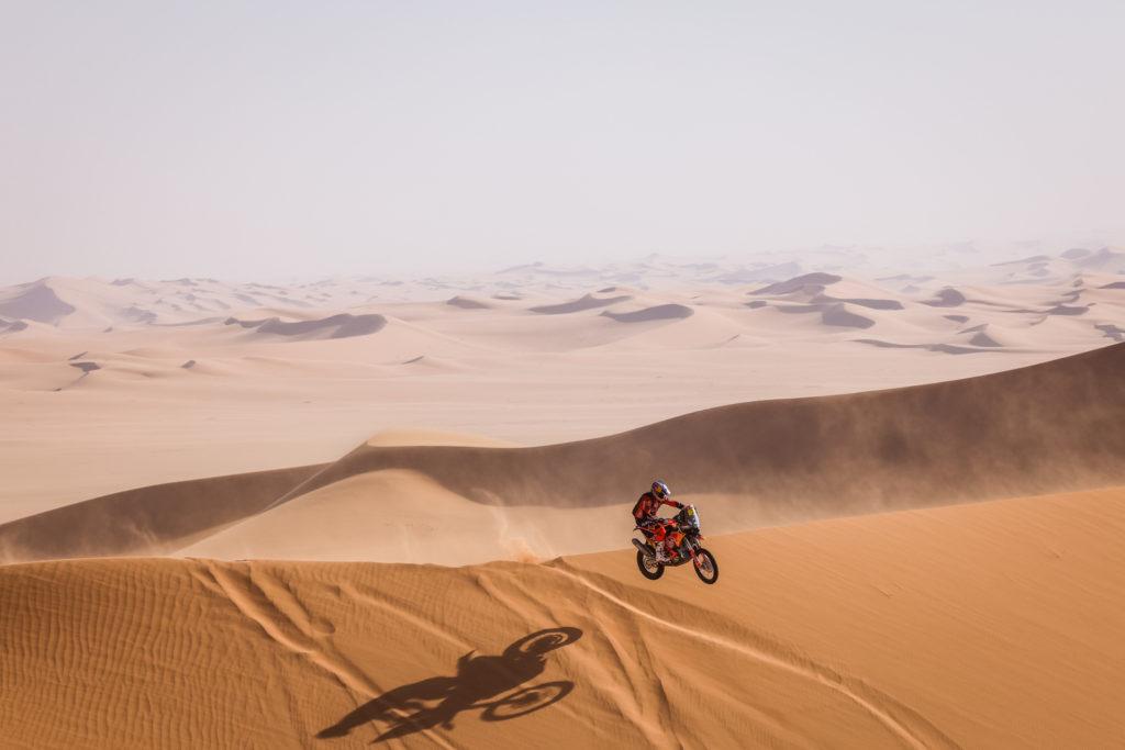 Dakar 2021, treća etapa