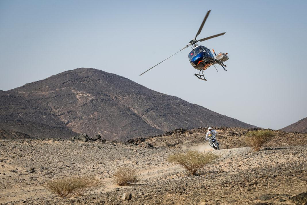 Dakar 2021 četvrta etapa