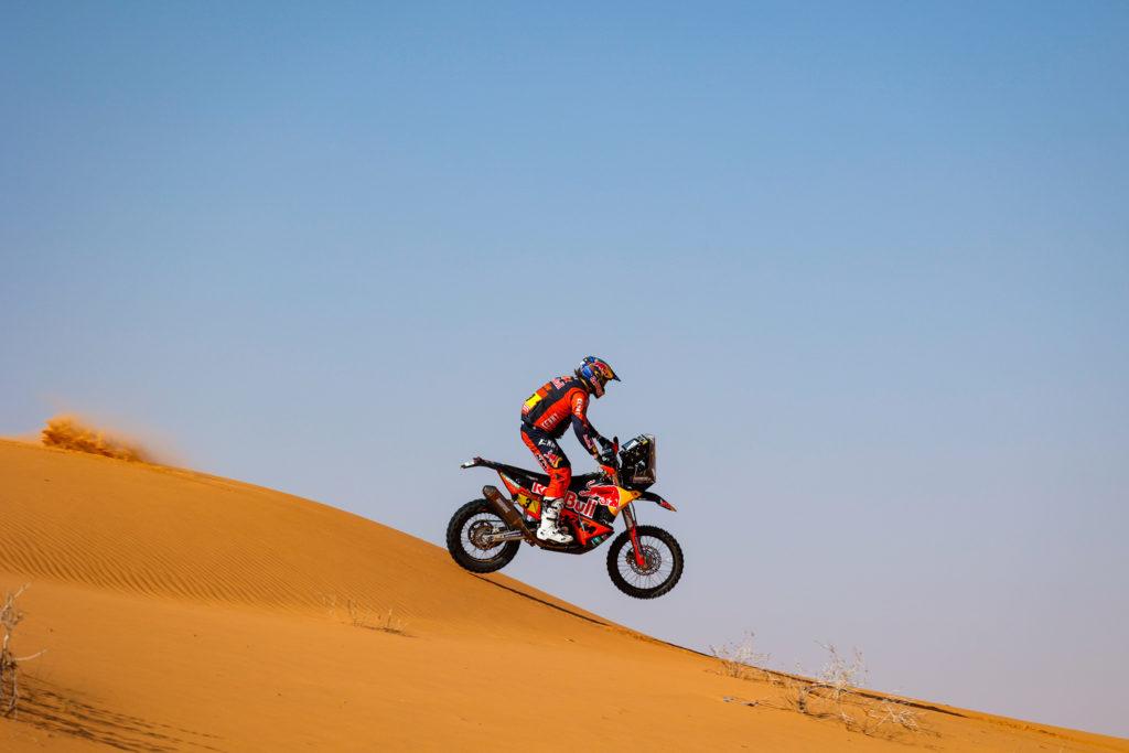 Dakar 2021 šesta etapa