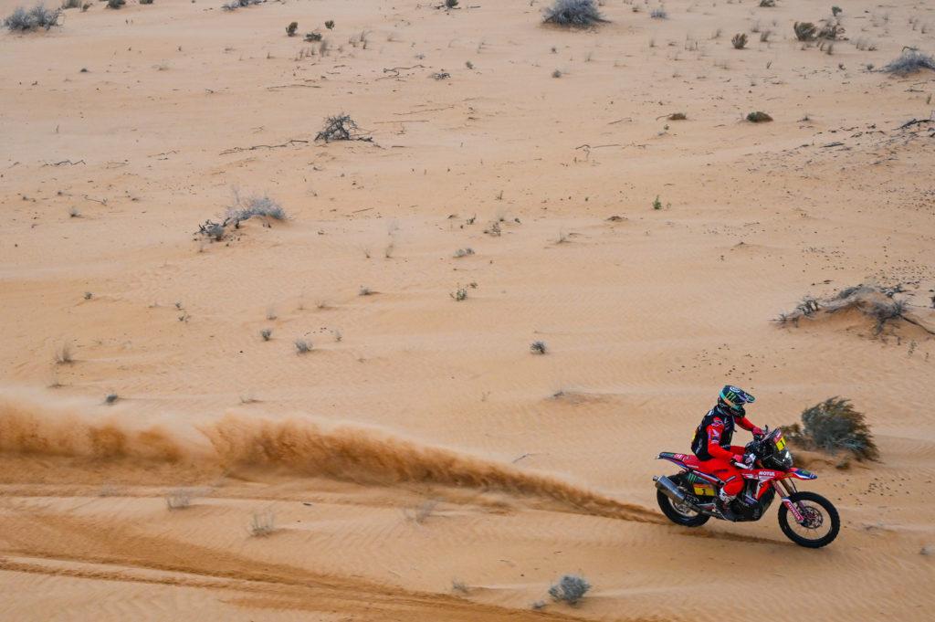 Dakar 2021, sedma etapa