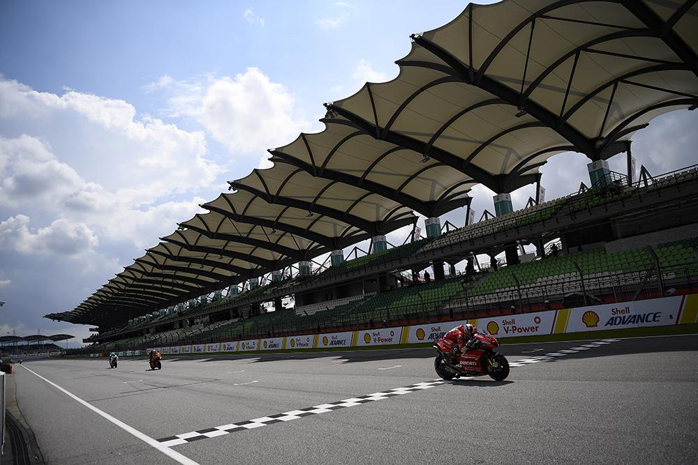 Otkazan MotoGP test na Sepangu