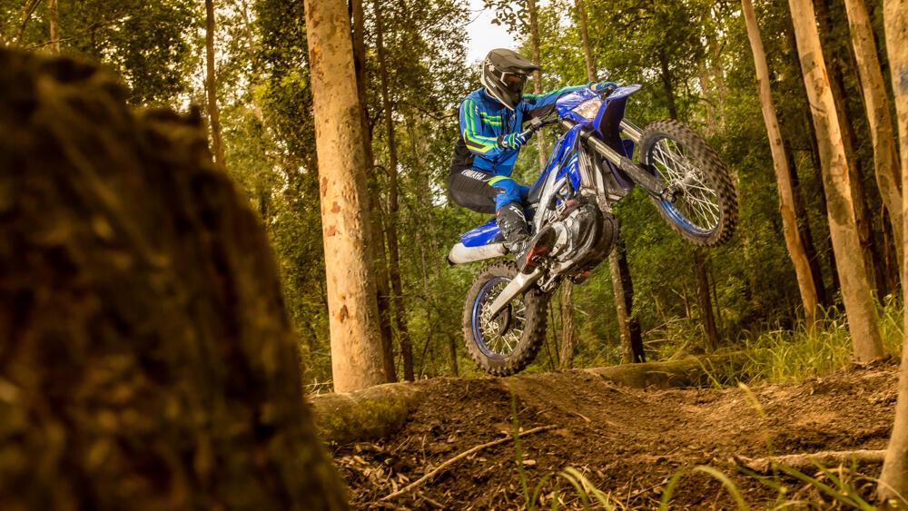 Yamaha WR450F za 2021.