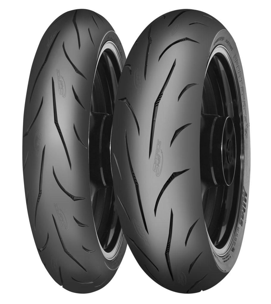 Mitas Sport Force + EV RS