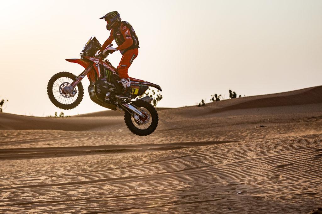 Dakar 2021 peta etapa