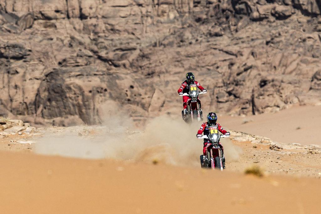 Dakar 2021 osma etapa