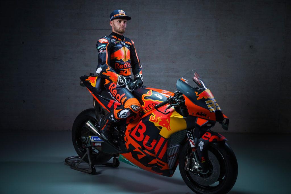 KTM i Tech3 ekipe