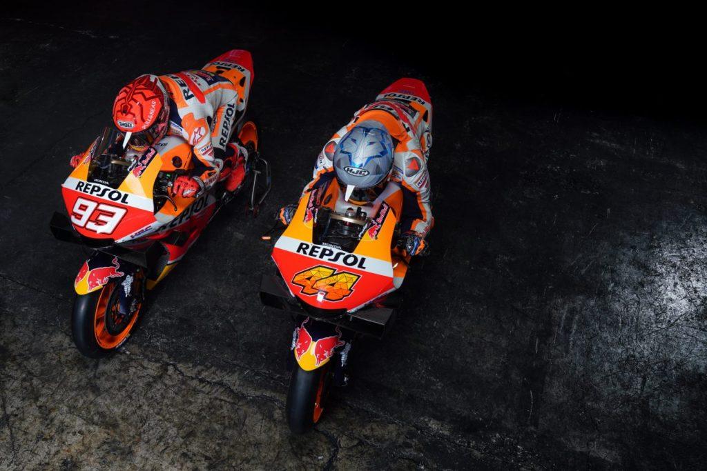 Honda predstavila MotoGP ekipu za 2021. godinu