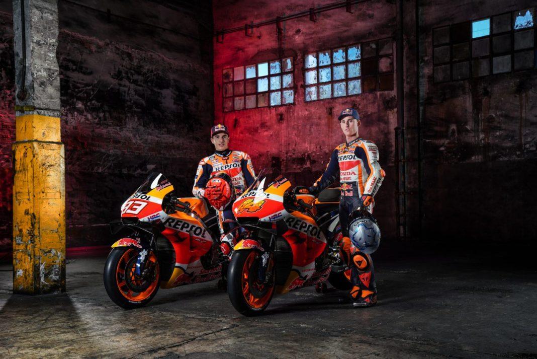 Honda predstavila MotoGP 2021